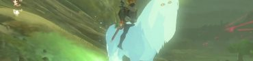 lord of the mountain secret mount zelda botw