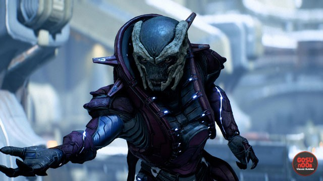 mass effect andromeda a trail of hope mission
