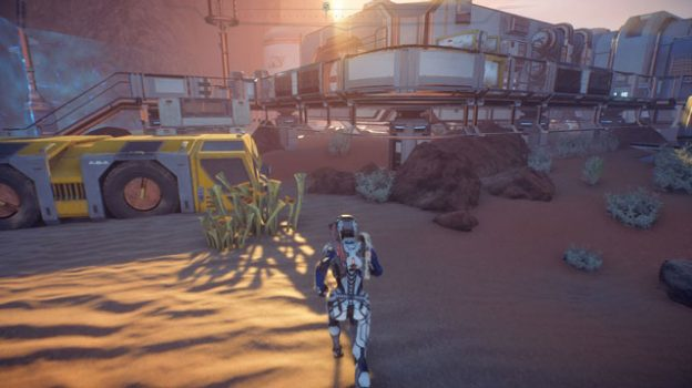 mass effect andromeda trial update