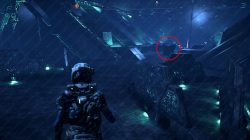 remnant vault h-047c me andromeda