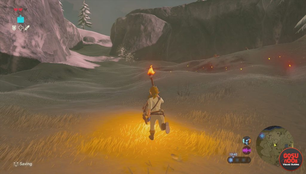 torch cold protection zelda