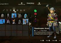 zelda breath of the wild flamebreaker armor
