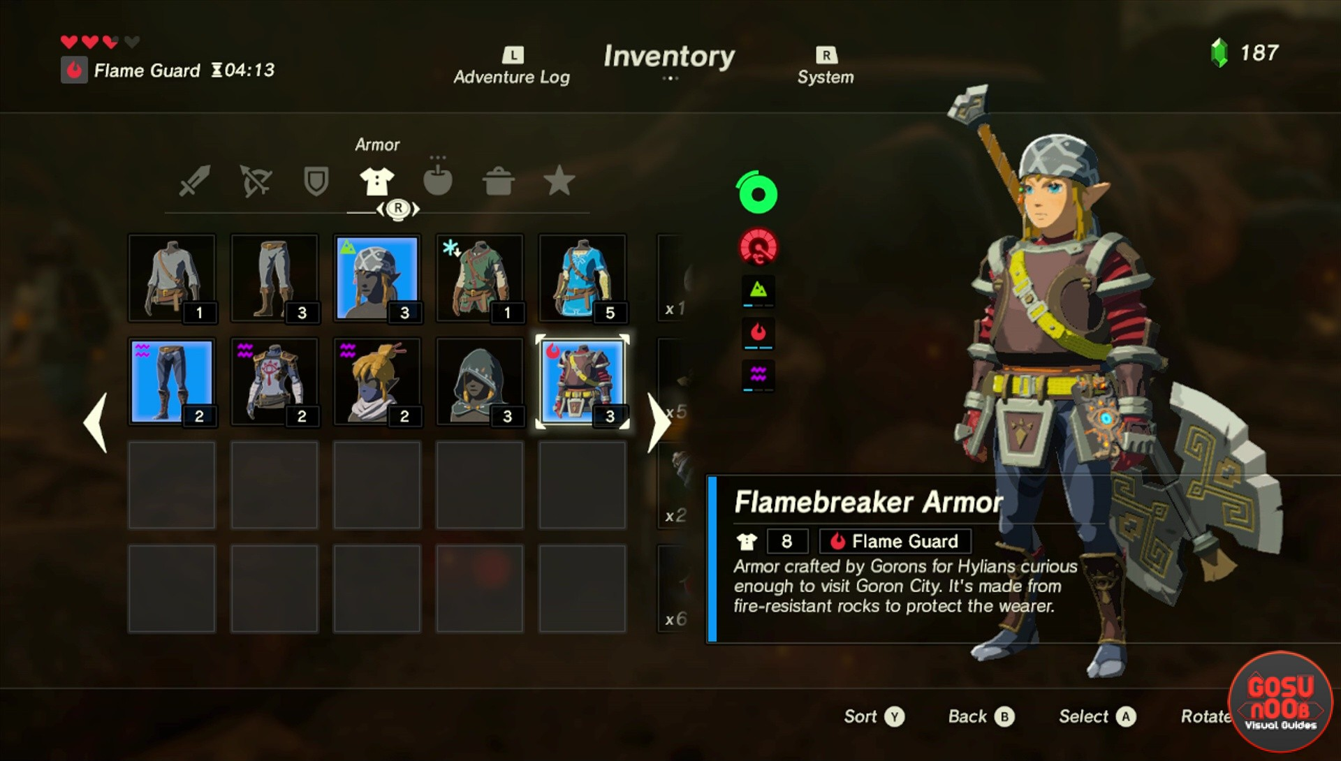 Breath Of The Wild Crafting Arrows