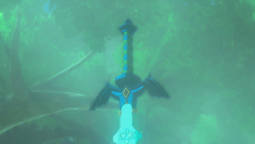 zelda breath of the wild unbreakable weapons