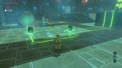 Daqo Chisay Shrine Zelda Breath of the Wild