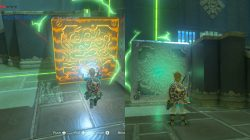 How to open gate to Spirit Orb Daqo Chisay Zelda BotW