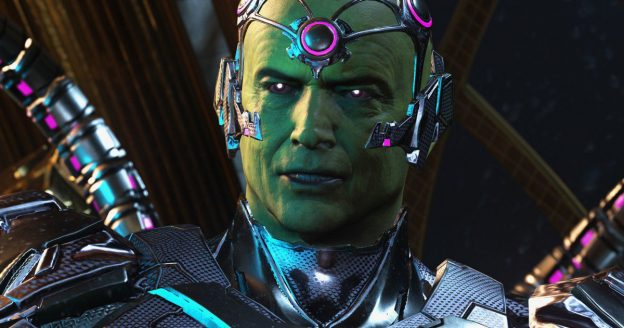 Injustice 2 Brainiac Story Trailer - Shattered Alliances Pt. 5