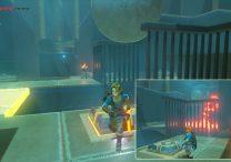 Kaam Ya'tak How to Open Gate Zelda BotW
