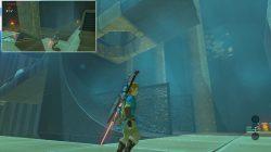 Kaam Ya'tak Shrine Treasure Chest Zelda BotW