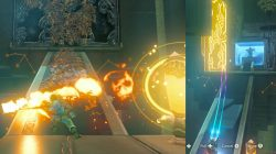 Mogg Latan Shrine Zelda Breath of the Wild