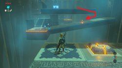 Ree Dahee Shrine Second Challenge Zelda BotW