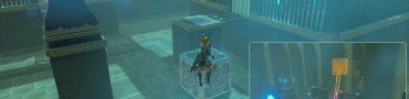 Spirit Orb Mezza Lo Zelda BotW