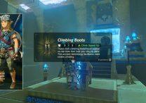 Tehno O'ah Shrine Treasure Chest Zelda BotW