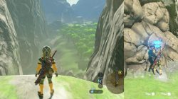 Where to find Misko Bandit Treasure Zelda BotW
