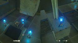 Ya Naga Shrine Challenge Zelda BotW