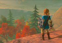 Zelda BOTW on CEMU Wii-U Emulator Runs in 4K