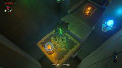 Zelda BotW Dako Tah Shrine Hidden Chest