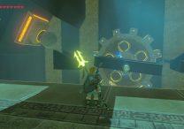 Zelda BotW Dunba Taag Shrine First Challenge