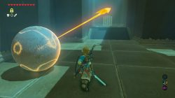 Zelda Botw Dunba Taag Shrine Treasure Chest