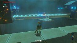 Zelda BotW Jee Noh Shrine First Room