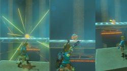 Zelda Botw Jee Noh Shrine Second Room Challenge