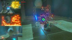 Zelda BotW Kaam Ya'tak Shrine Treasure Chest