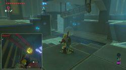 Zelda BotW Kaam Ya'tak Shrine Trial of Power