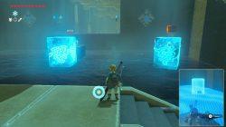 Zelda BotW Kaya Wan Shrine Treasure Chest