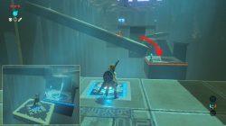 Zelda BotW Ree Dahee Shrine First Challenge