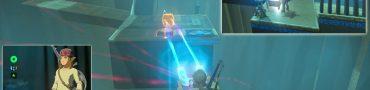 Zelda BotW Ree Dahee Treasure Chest