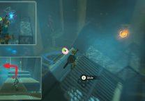 Zelda BotW Rota Ooh Shrine Passing of the Gates