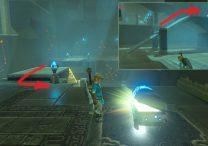 Zelda BotW Shai Utoh Shrine Halt the Tilt