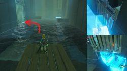 Zelda BotW Shields from Water