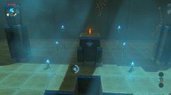 Zelda BotW Ya Naga Shrine Treasure Chest