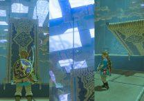 Zelda BotW Mogg Latan Shrine Bridge