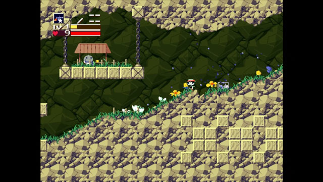 cave story plus how to play coop
