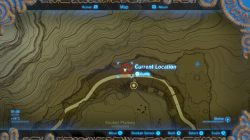 where to find canolo gerudo canyon