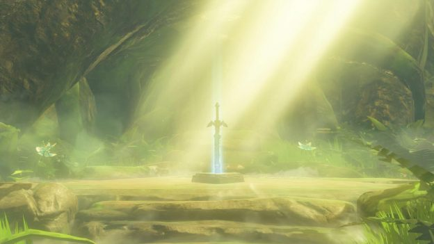 Breath of the Wild Glitch Lets You Drop the Master Sword
