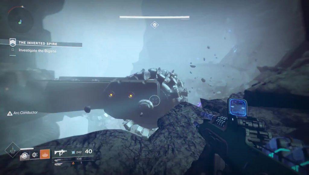 Destiny 2 Inverted Spire Strike First Look