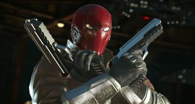 Injustice 2 Red Hood Gameplay Trailer Revealed