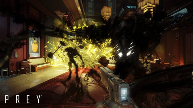 Prey Day One Update Full Patch Notes for PlayStation 4
