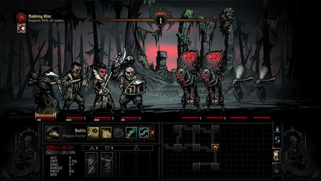 Darkest Dungeon Crimson Court Coming to PC in June