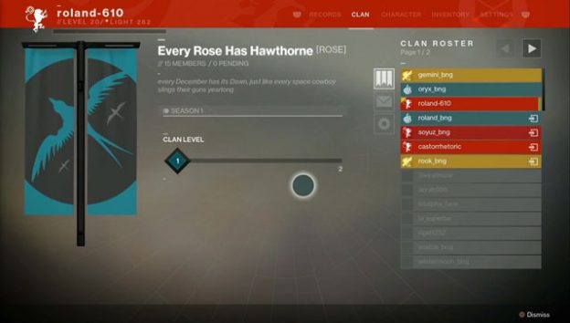 destiny 2 clans guided games matchmaking