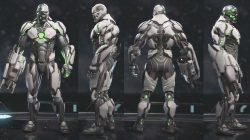 injustice 2 grid skin alternate costume