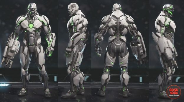injustice 2 grid skin alternate costume