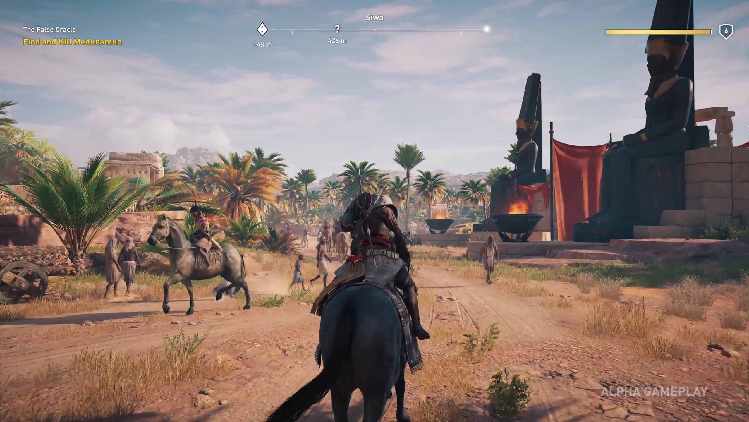 Assassin's Creed Origins Abilities & Skills Revealed