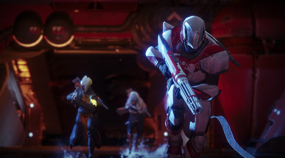Destiny 2 - How To Start The Eater Of Worlds Raid