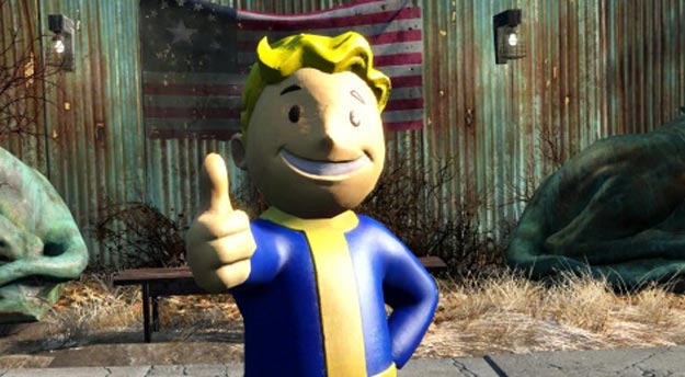 Fallout 4 date