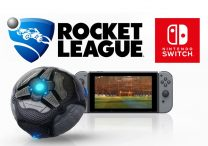 Rocket League on Nintendo Switch Coming Holiday Season 2017