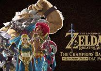 Zelda BOTW Master Trials & Champions' Ballad DLC Details Revealed
